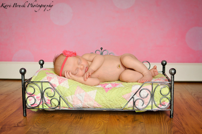 Nine Day Old Newborn Baby Girl…Johnston, Des Moines, Ankeny